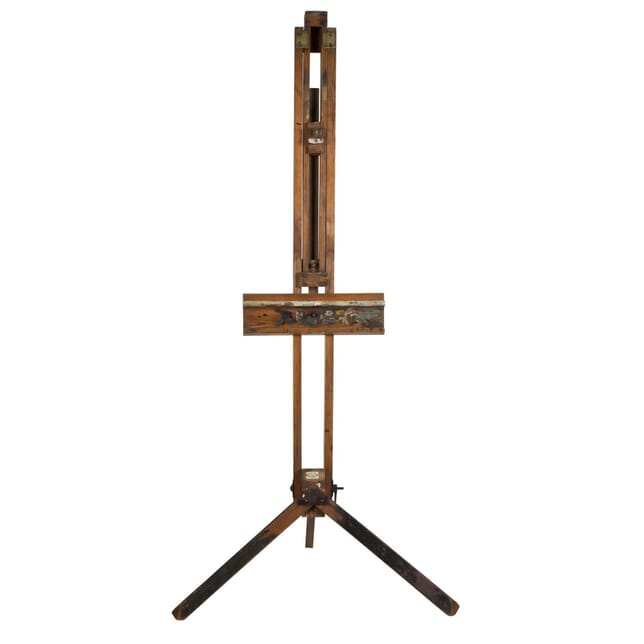 19th Century Windsor and Newton Easel DA2011064