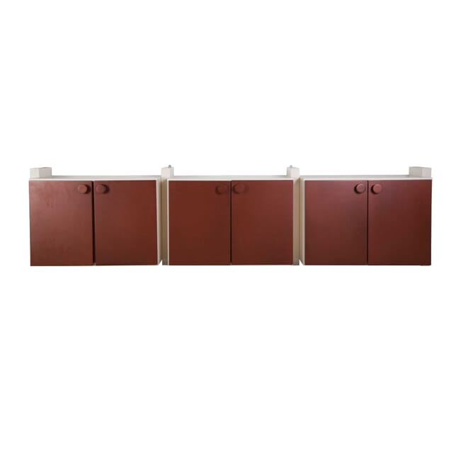 Floating Six Door Cabinet BK3055861