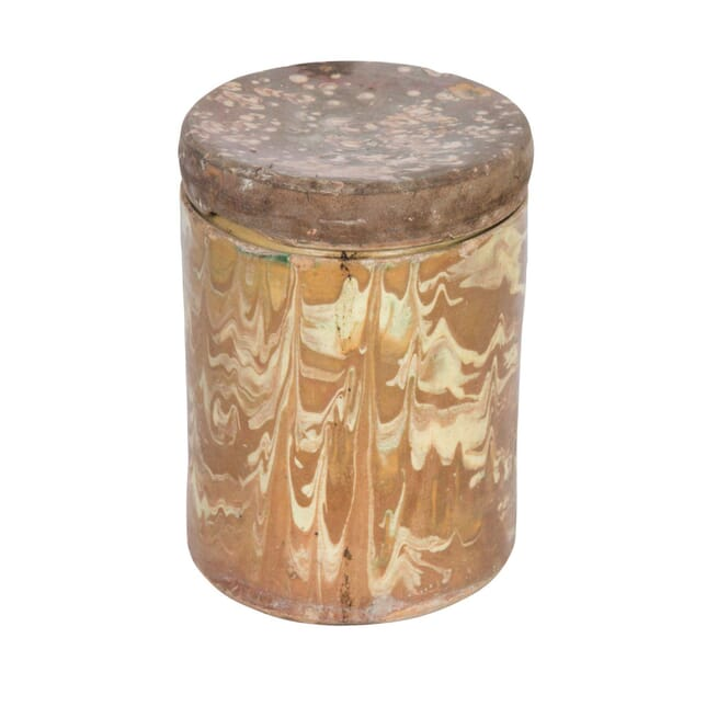 Marbled Italian Jar DA5558044