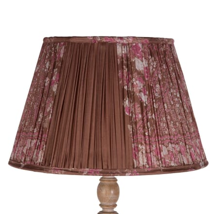 45cm Pink Silk Lampshade LS6657936