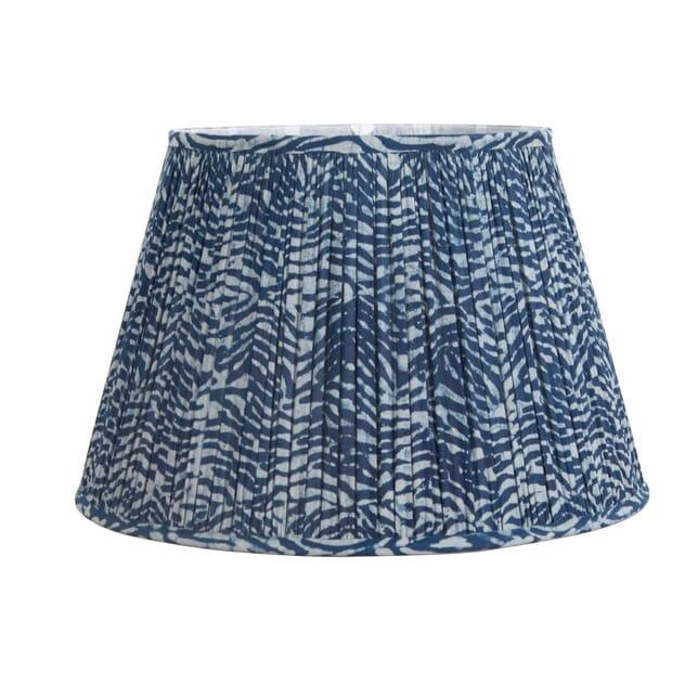 50cm Blue Lampshade LS6661028