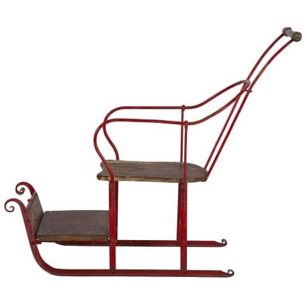 Push  Chair Sleigh CH4010169