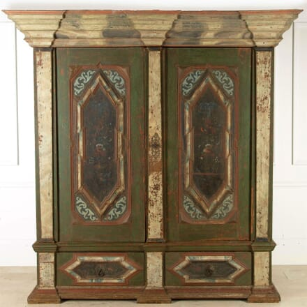 Scandinavian Cabinet Circa 1680 CU0160090