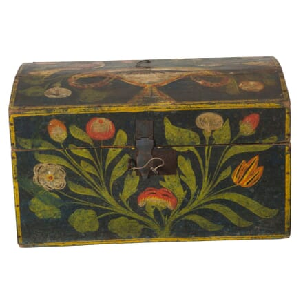 Large 19th Century Marriage Box DA1558264