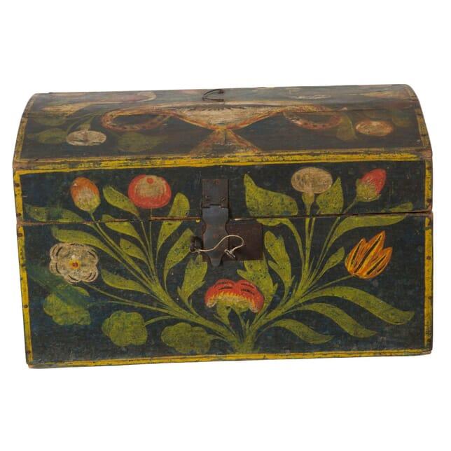 Large 19th Century Marriage Box DA1558264