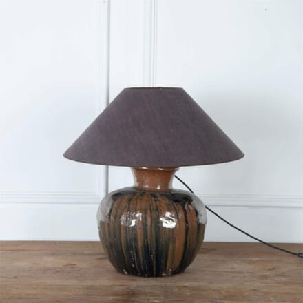 Chinese Glazed Lamp LT7361132