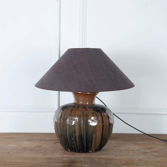 Chinese Glazed Lamp LT7361132