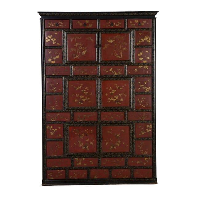 19th Century Meiji Period Cabinet BK0555570