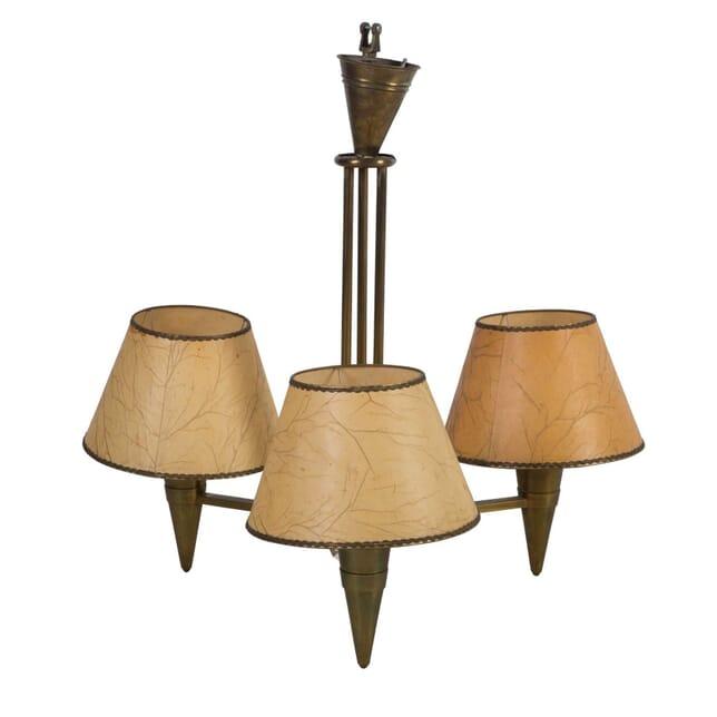 Italian Brass Ceiling Light LC1713189