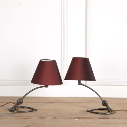 Pair of Table Lights by W. A. S. Benson LT577226