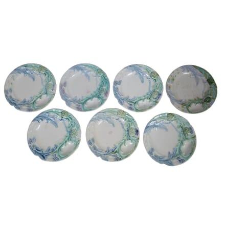 19th Century Artichoke Plates DA2053627