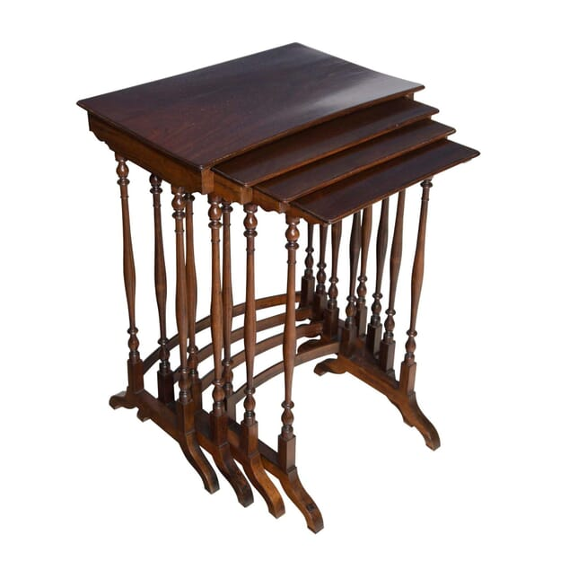 19th Century Nest of Tables TS4757302
