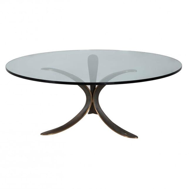 French Bronze Coffee Table CT111969
