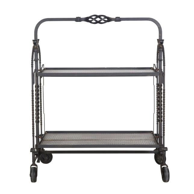 1950s French Metal Trolley OF0656942