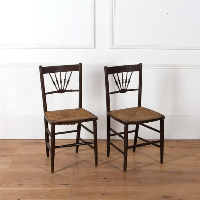 Pair of Sussex Chairs CH2362221