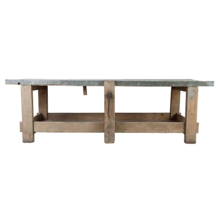Large French Atelier Table TC1512764