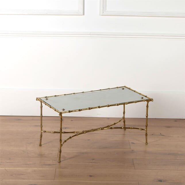 Brass coffee table CT7362421
