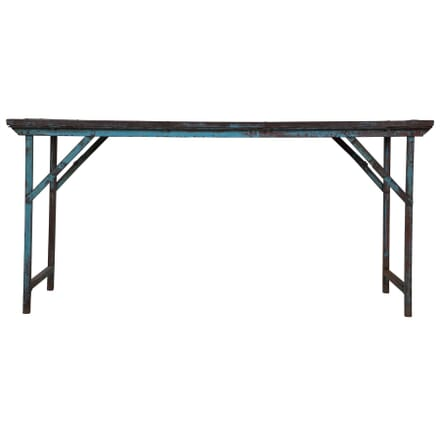 Painted Garden Table GA173941