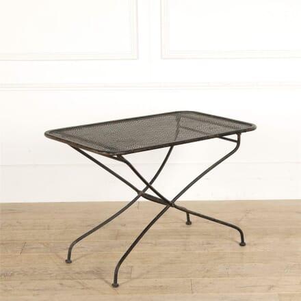Late 19th Century Folding Garden Table GA907665