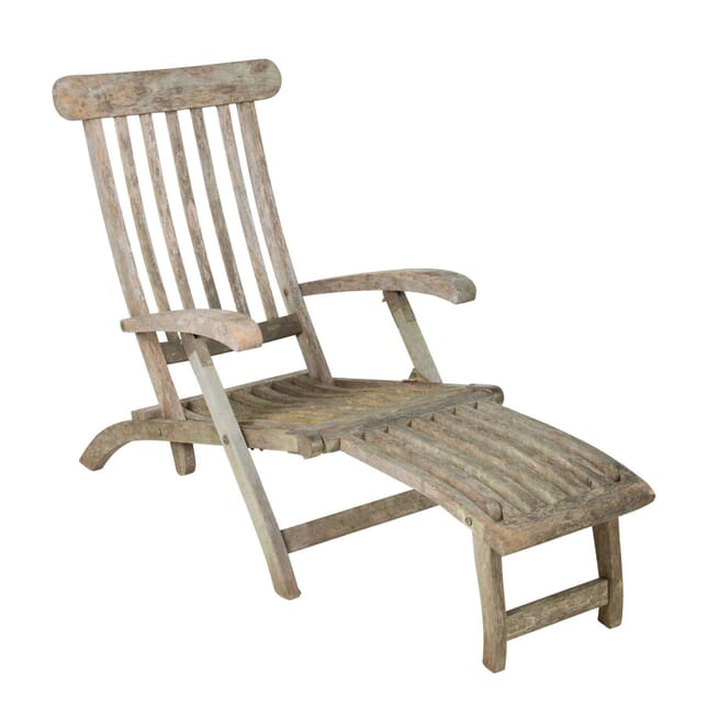Oak Garden Lounger GA2053546