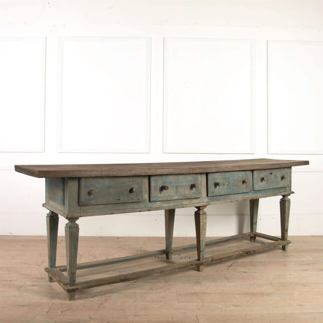 18th Century Long Italian Serving or Console Table CO4460587