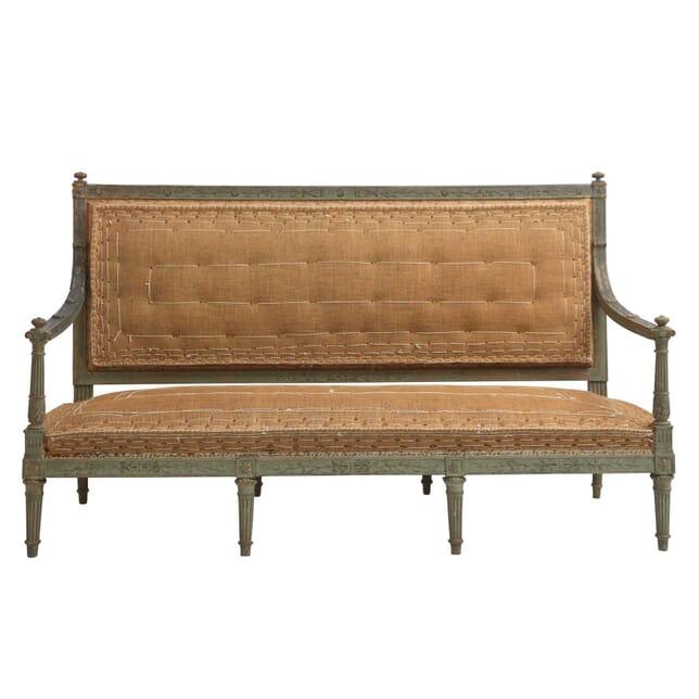 French Directoire Sofa SB1213296