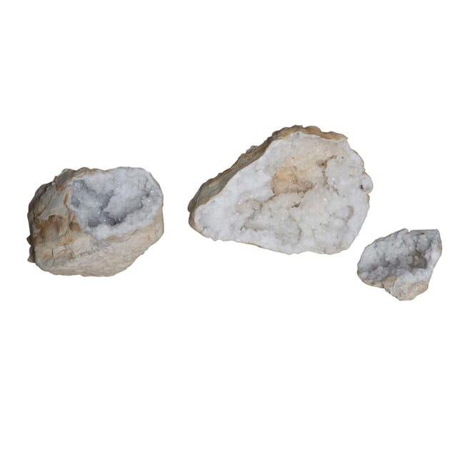 Set Of Three Very Large Mineral Specimens DA6858144