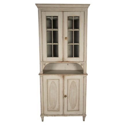Swedish Bookcase Cupboard BK4360806