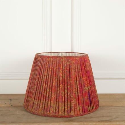 40cm Red Silk Lampshade LS6661379