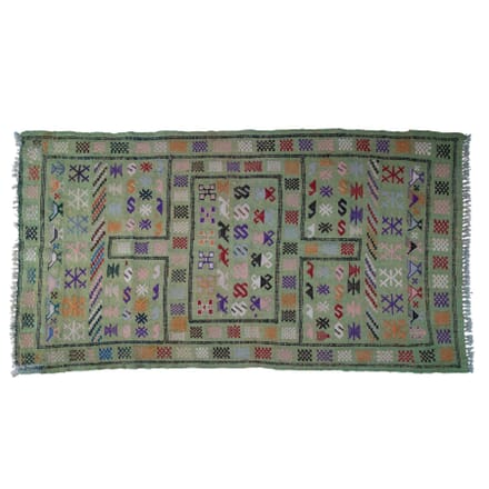 Moroccan Wool Kilim RT9956851