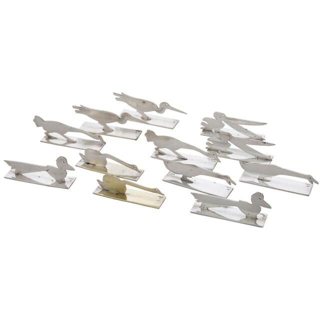 Set of Art Deco Knife Rests DA155470