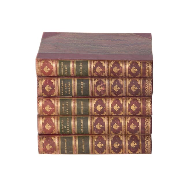5 Kingsley Novels DA5558791