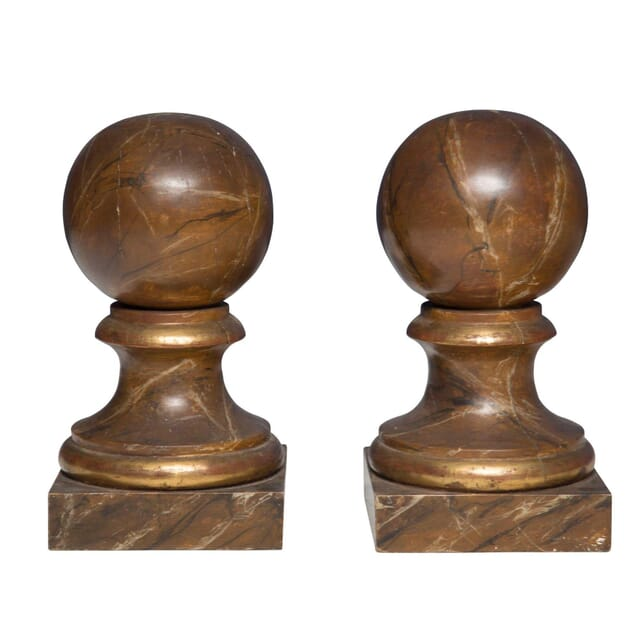 Pair of 19th Century Finials DA5556043