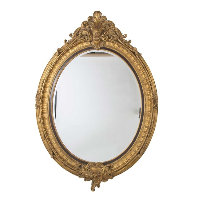 Large Oval Mirror MI0357336