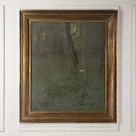 At the edge of the Wood, Thomas Millie Dow WD287417