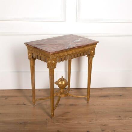 19th Century Giltwood Pier Table TC0362318