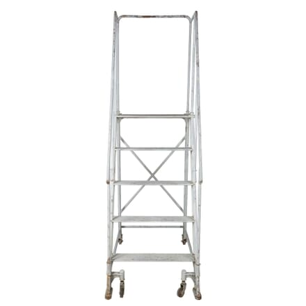 French Industrial Library Ladder OF4457575