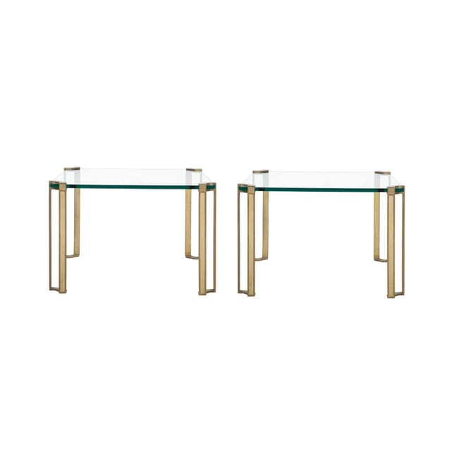 Set of Brass Side Tables by Peter Ghyczy TS1111999