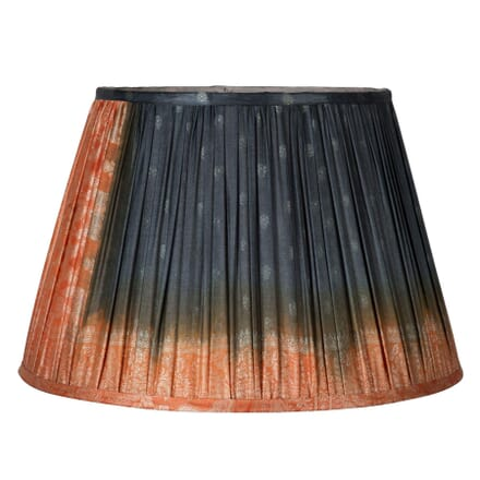 50cm Orange Silk Lampshade LS6659405