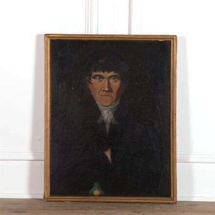 19th Century Portrait of a Gentleman. WD377480