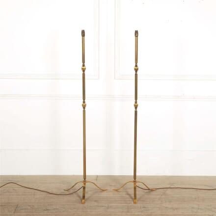 Pair of Vintage Floor Lamps LF157489