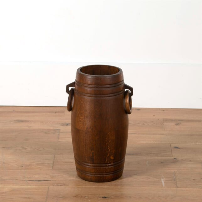 Oak Umbrella Stand OF2762432