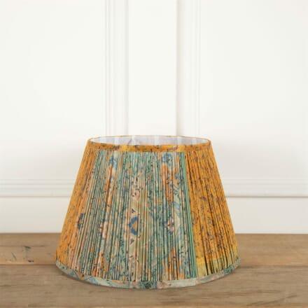 40cm Orange Silk Lampshade LS6661378