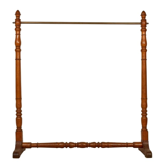 French Pine Clothes Rack OF4413327