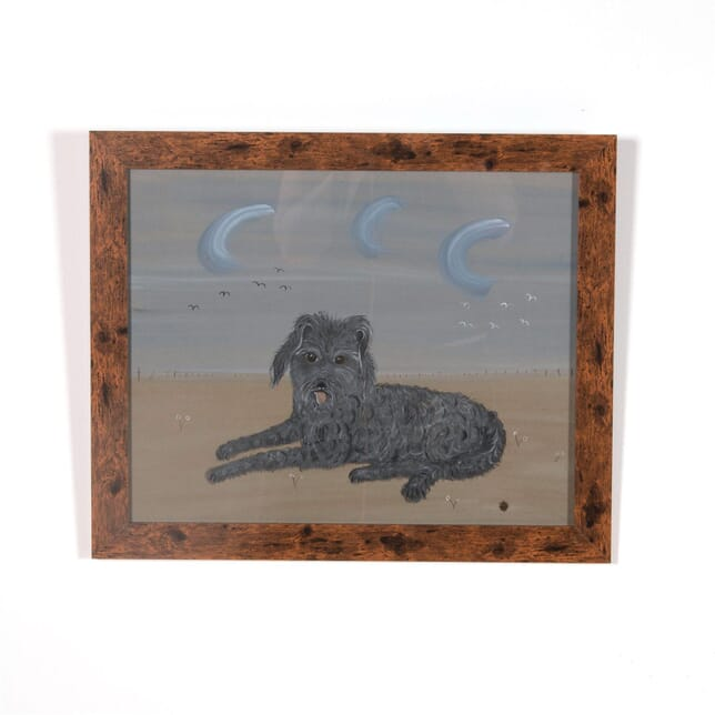 Grey Schnoodle by Pearl Bugg WD9962290