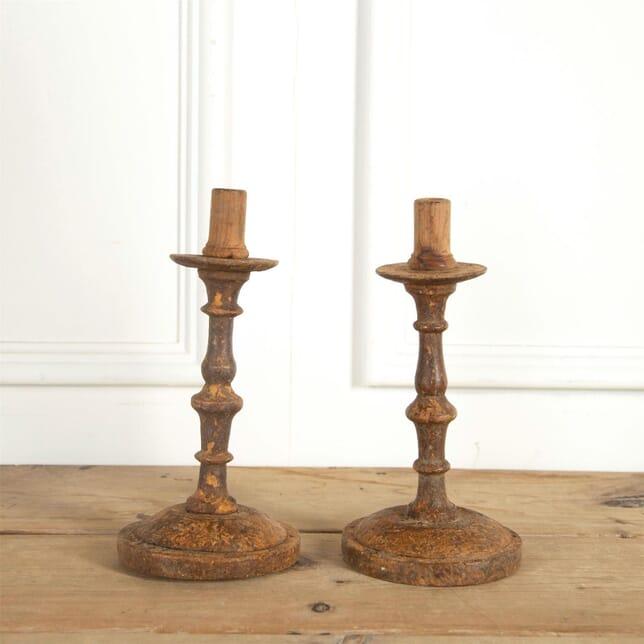 Pair of 18th Century Candlesticks DA0161299