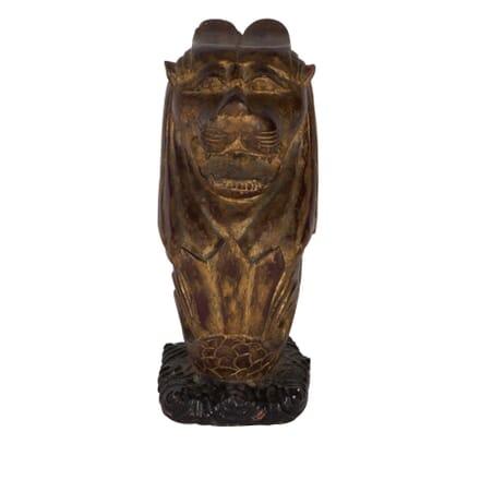 19th Century Continental Carved Figure DA0358614