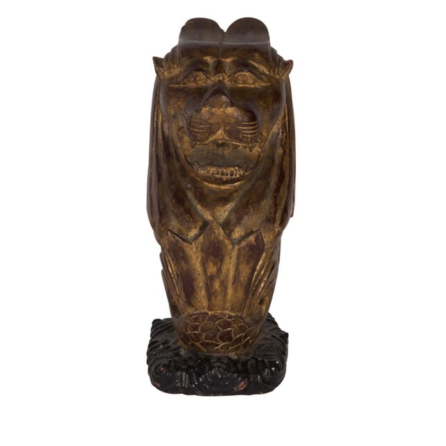 19th Century Continental Carved Figure DA0358614