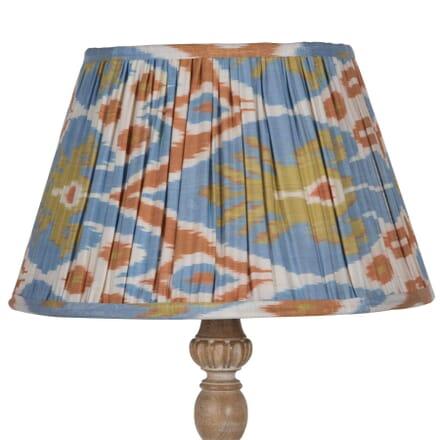 40cm Blue Silk Lampshade LS6657561