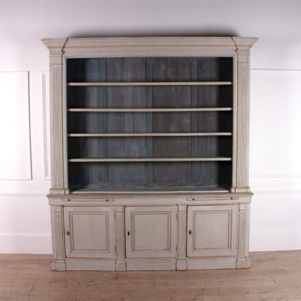 Architectural English Bookcase BK0462205